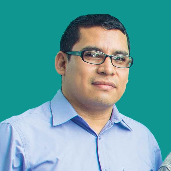 Josué Lucas Gonzales Vásquez